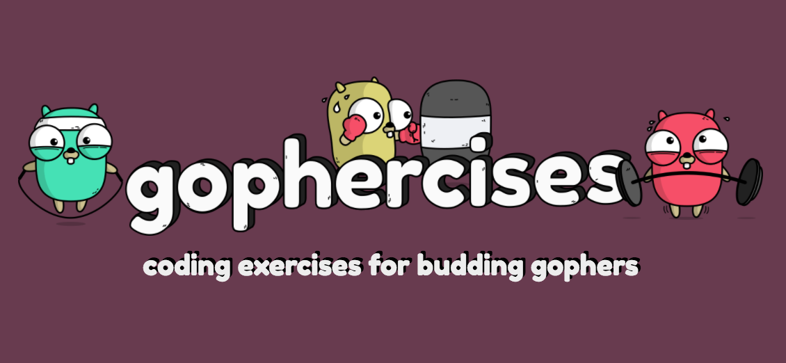 Gophercises